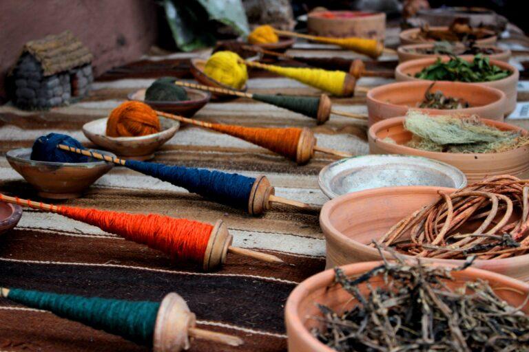 natural textile dye