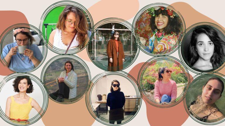 עשר נשים מקהילת אקוטון